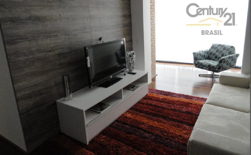 Apartamento residencial para locação -Vila Nova Conceição, São Paulo.