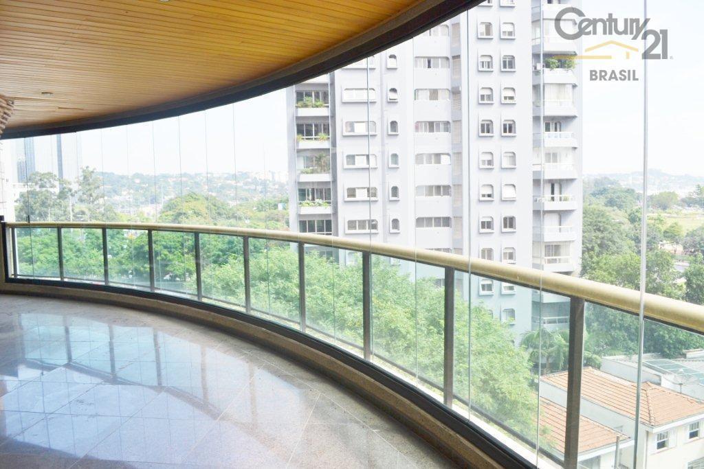 Apartamento de alto padrão com uma super vista e localização privilegiada à venda no Itaim Bibi!