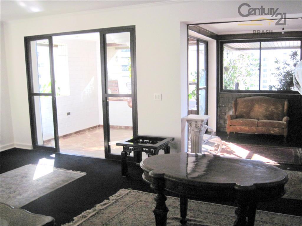 Apartamento Residencial à venda, Itaim Bibi, São Paulo - AP0508.