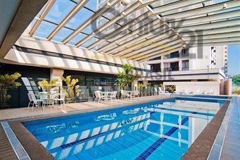 Campo Belo decorado Flat suite e escritorio R$390.000 Campo Belo,Aeroport morar ou investir