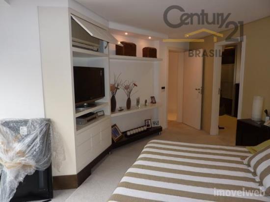4 suites 365 privativos 5 gars-Apartamento duplex - residencial para locação, Vila Nova Conceição