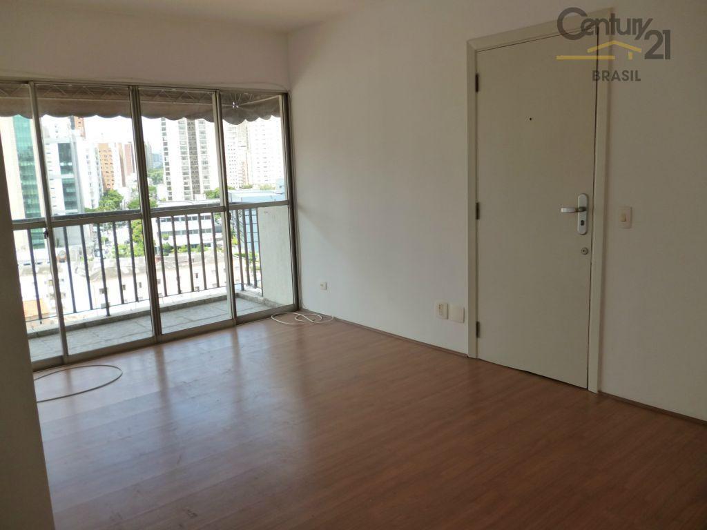 Apartamento locação Vila Nova Conceição 2 dormitórios - 1 vaga .