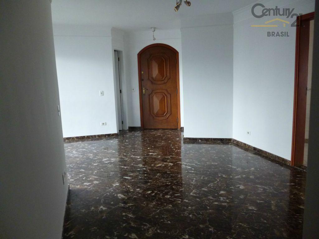Apartamento para venda e locação - Moema Índios - 3 dormitórios - 2 vagas.