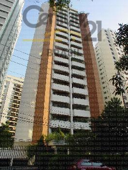 Permuta Vila Nova Conceição, São Paulo.3 suites 2 gars R$ 2.300.000