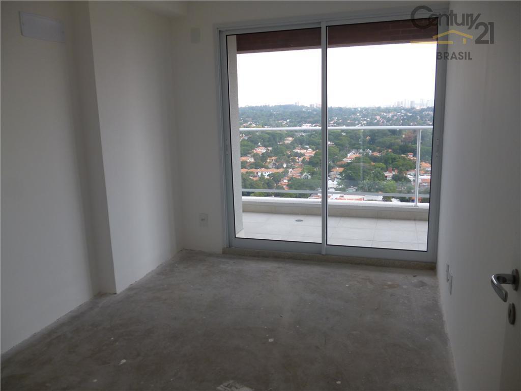 Campo Belo 1 dorm/suite novo moderno decorado R$ 490.000