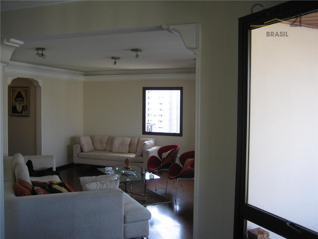 Apartamento residencial para venda e locação, Moema Indios, São Paulo.