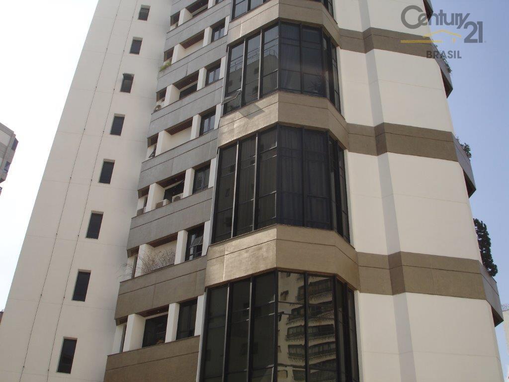 Excelente apartamento para locação, Vila Nova Conceição, São Paulo - AP1823.