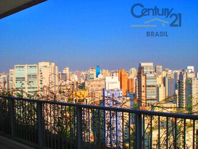 Altíssimo Padrão em Cobertura na  Vila Nova Conceição, São Paulo.