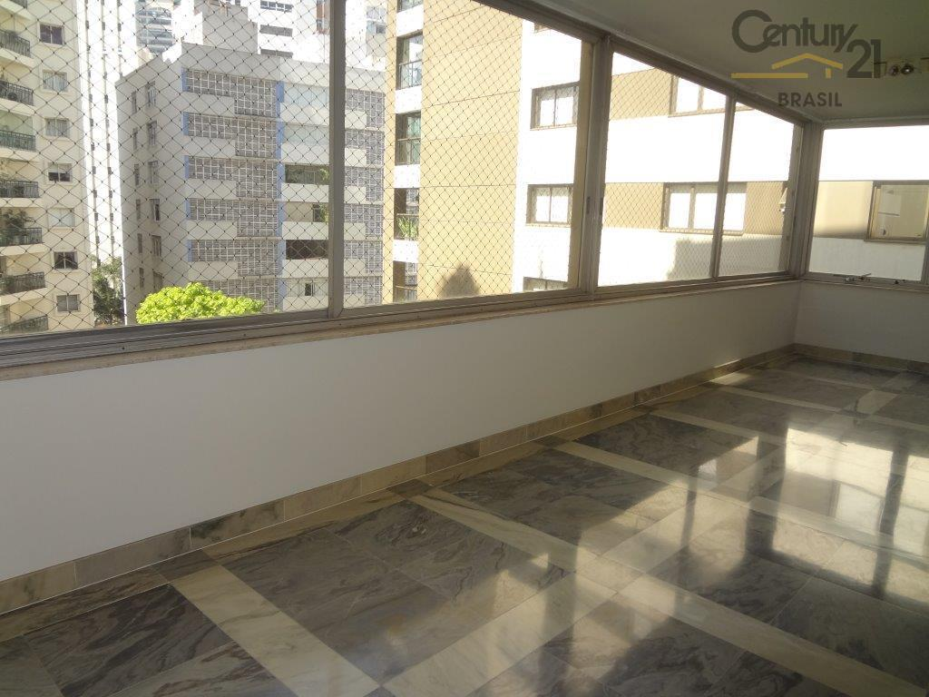 Apartamento de alto padrão nos jardins para locação, Jardim América, São Paulo.