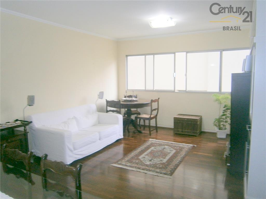 Grande oportunidade! São 110m², 3 dormitórios no miolo do Itaim Bibi!