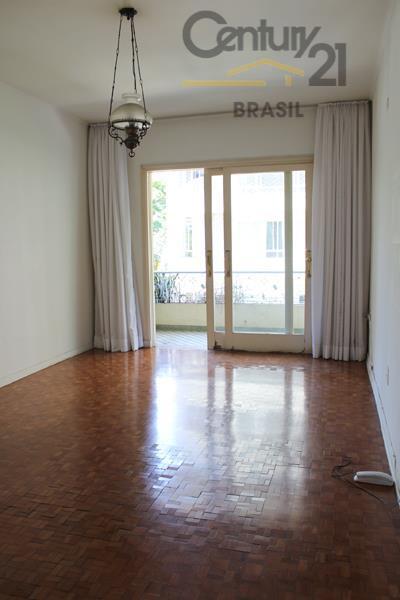 Apartamento a venda no ponto nobre de higenópolis - São Paulo-SP