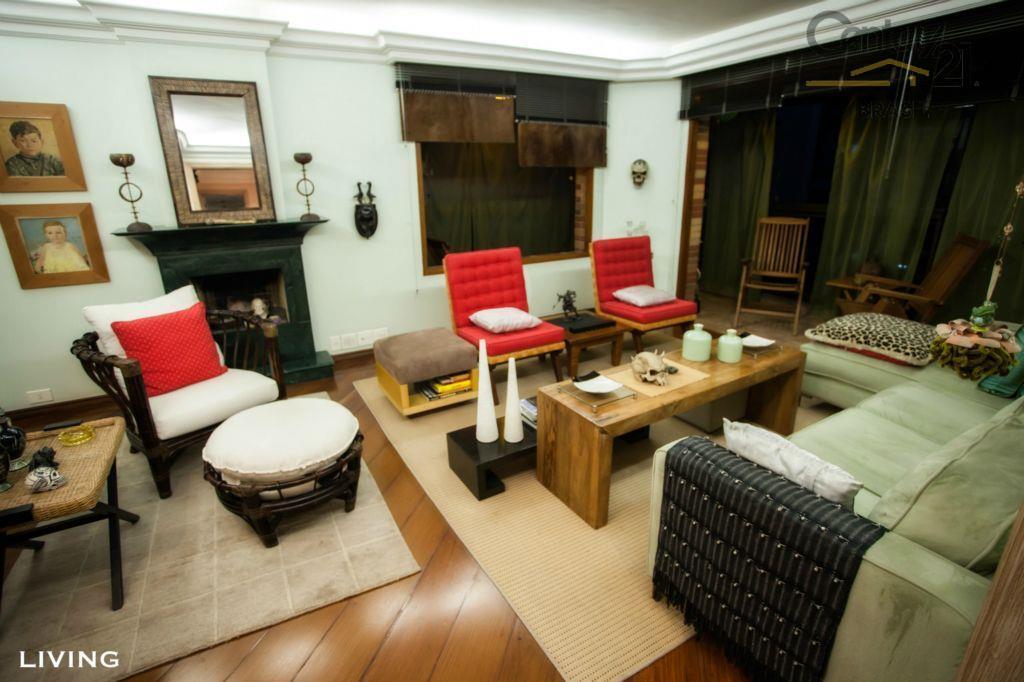 Apartamento residencial à venda, Vila Nova Conceição, São Paulo - AP12461.