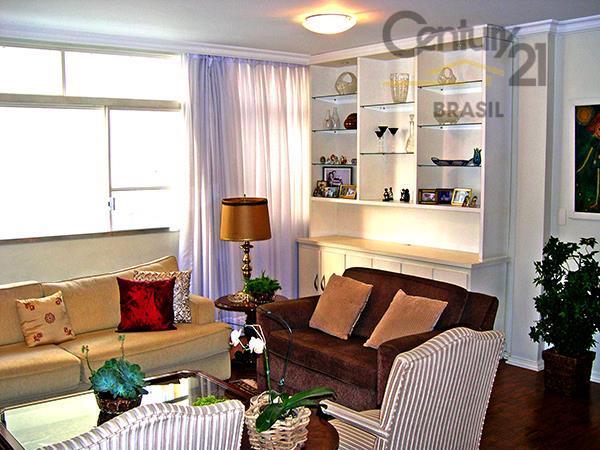 Apartamento residencial à venda, Jardim Paulista, São Paulo - AP6840.