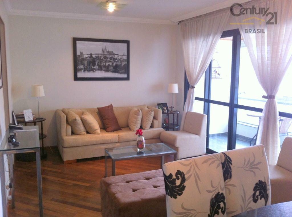 Apartamento residencial para venda e locação, Moema, São Paulo - AP6977.