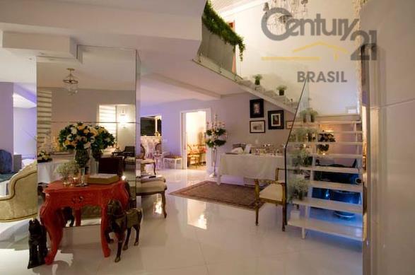 Maravilhosa Cobertura  residencial à venda, Vila Nova Conceição, São Paulo.