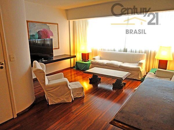Apartamento residencial para locação, Jardim América, São Paulo.