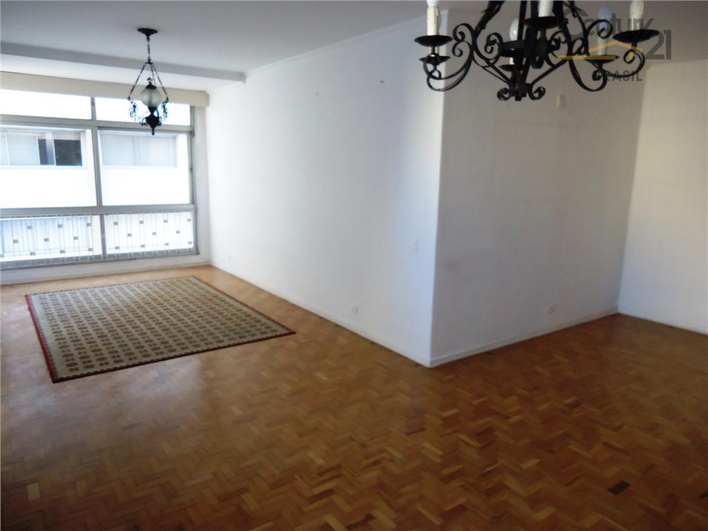 Apartamento residencial à venda, Jardim América, São Paulo - AP7026.