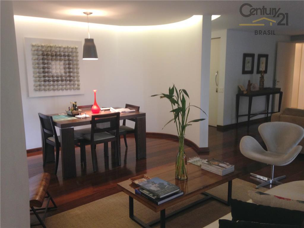 Lindo apartamento na Vila Nova Conceição, venda ou locação.