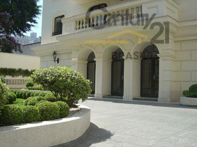 Apartamento residencial para locação, Jardim América, São Paulo - AP7972.