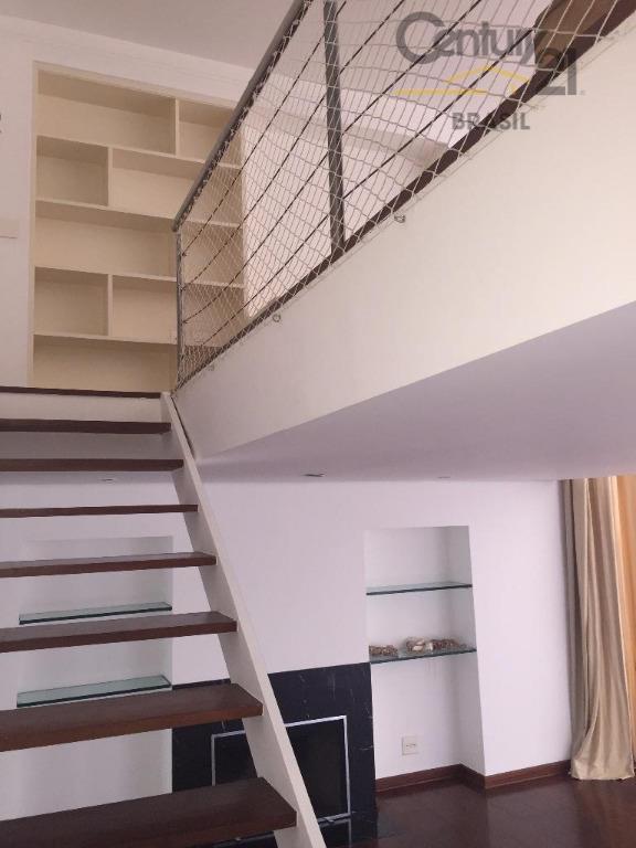 Apartamento residencial para locação, Jardim América, São Paulo - AP8065.