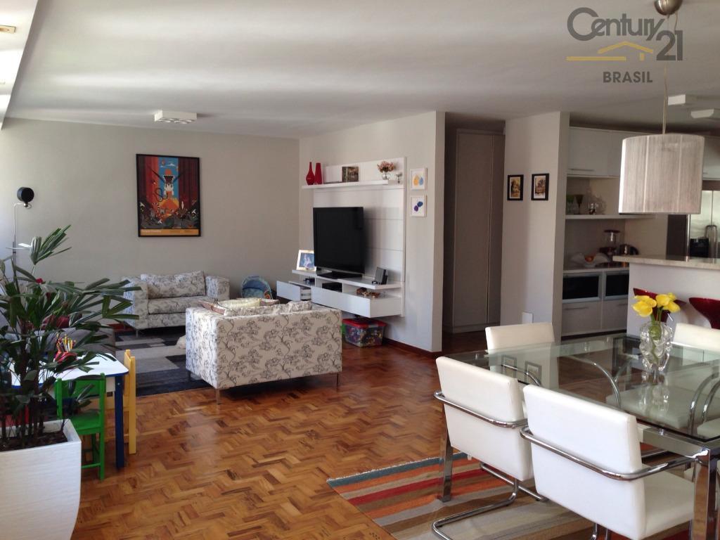 Apartamento residencial à venda, Jardim América, São Paulo - AP8325.