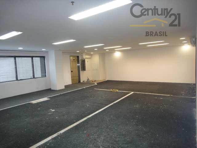 Conjunto comercial para locação, Brooklin, São Paulo - CJ0435.