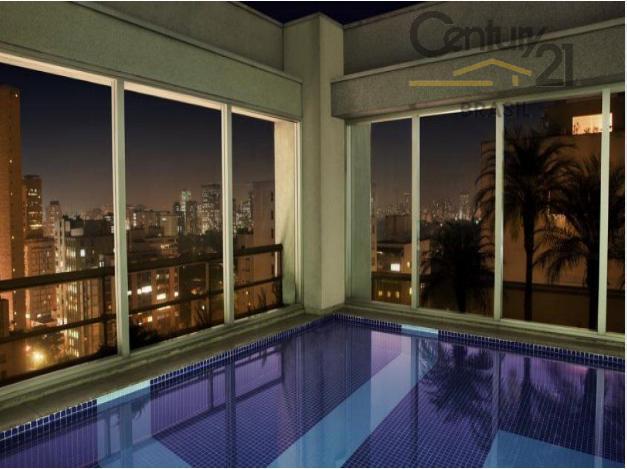 Apartamento residencial para venda e locação, Itaim Bibi, São Paulo.