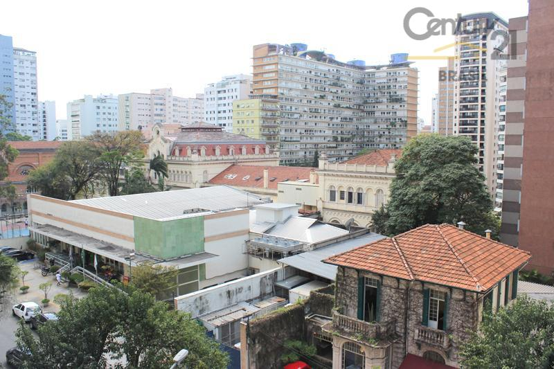 Apartamento em área nobre de Higienópolis, próximo  dos melhores colégios!