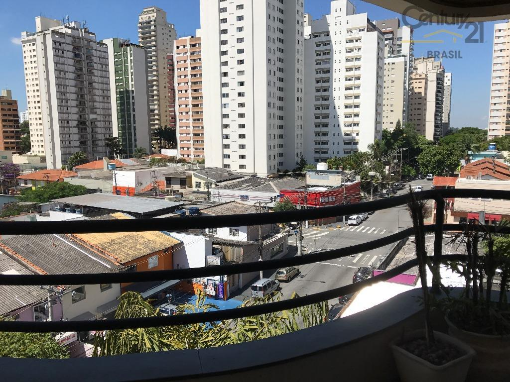ótimo apartamento no campo belo, pronto para morar!são 110 m² distribuído em três dormitórios, sendo 1...