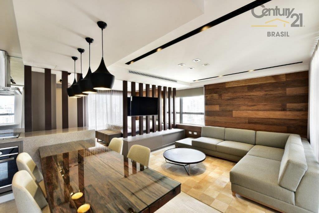 apartamento novíssimo, primeira ocupação, muito sofisticado e com diferenciais exclusivos com finíssimo acabamento! entregue recentemente no...