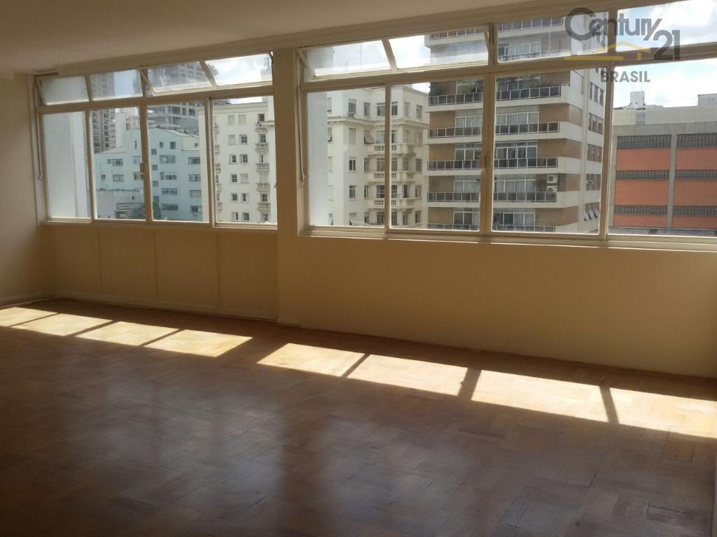 Apartamento residencial para locação, Jardim América, São Paulo - AP8892.