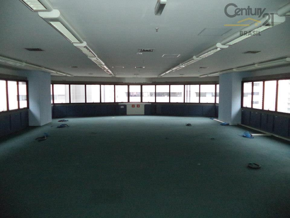 Excelente sala comercial com 320 m2 em local privilegiado no Brooklin