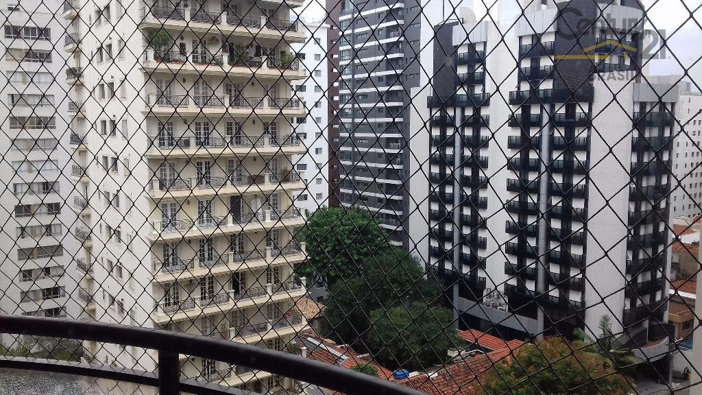 apartamento para locação com excelente planta de distribuição, são 4 dormitórios sendo 2 suítes, e uma...