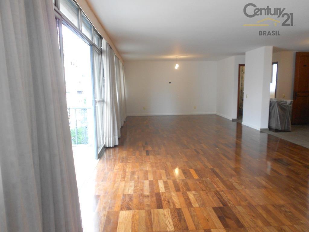 Apartamento residencial para locação, Jardim América, São Paulo - AP9157.