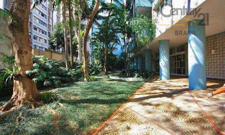 Apartamento residencial à venda, Jardim América, São Paulo - AP7480.