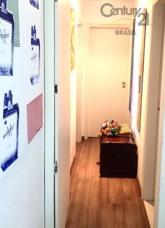 apartamento a venda em moema. são 2 dormitórios, sendo uma suíte, pois um dos quartos foi...
