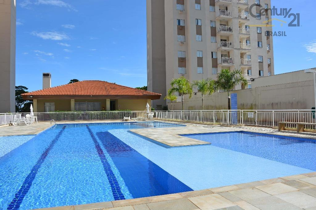 Apartamento residencial para locação, Terra Bonita, Londrina.