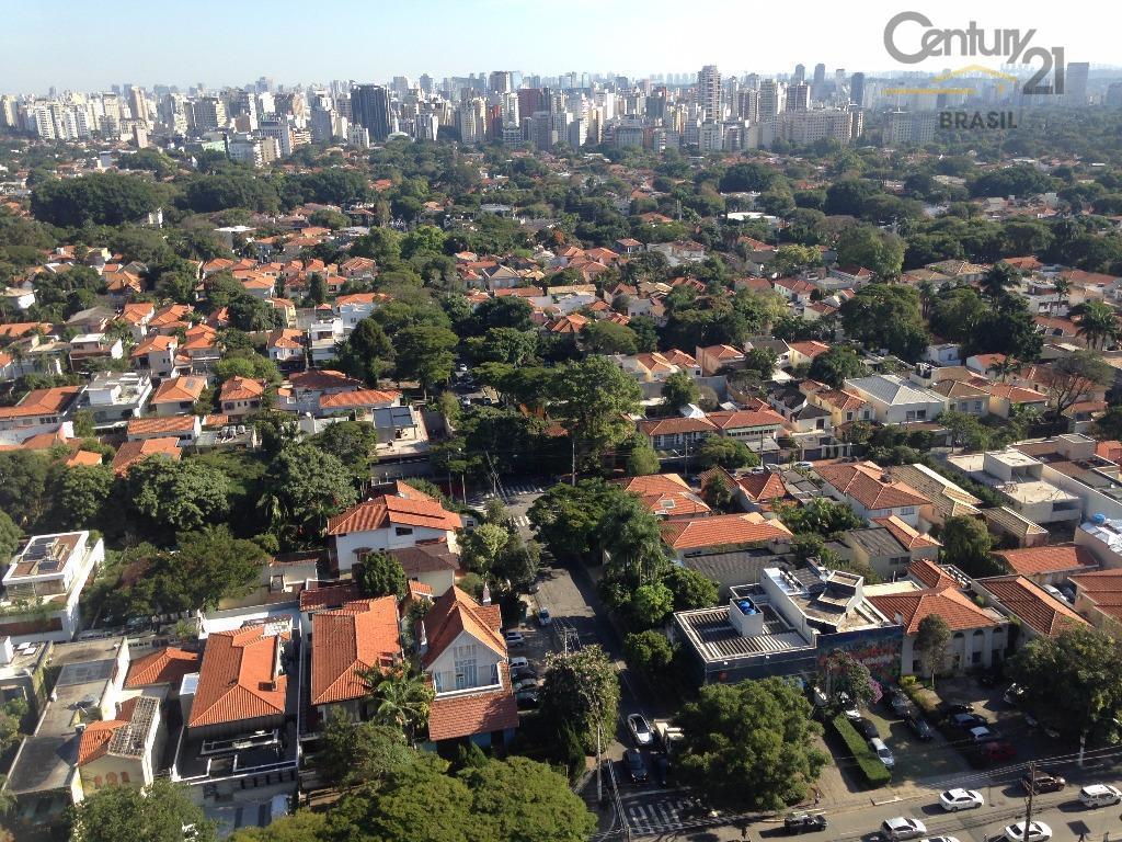 Cobertura residencial à venda, Jardim Paulista, São Paulo.