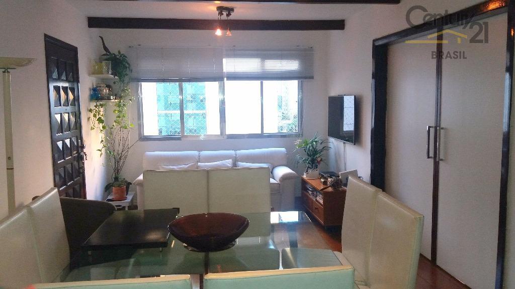 Apartamento 3dorms, 1 vaga à venda, Itaim Bibi, São Paulo.