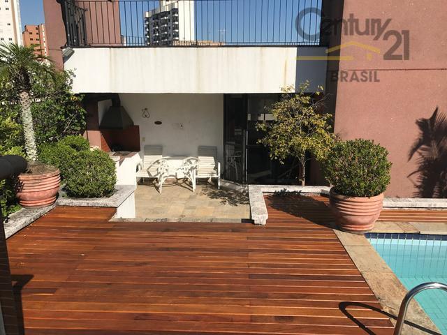 Cobertura residencial à venda, Vila Suzana, São Paulo.