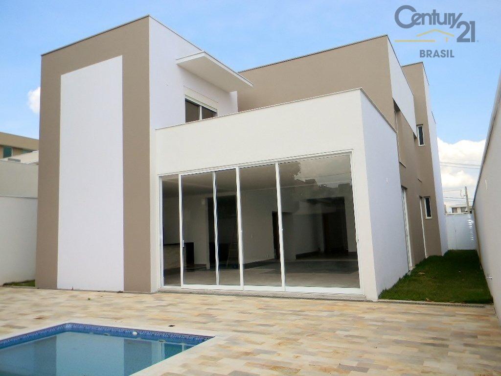Casa residencial para venda e locação, Condomínio Helvétia Park, Indaiatuba - CA0141.