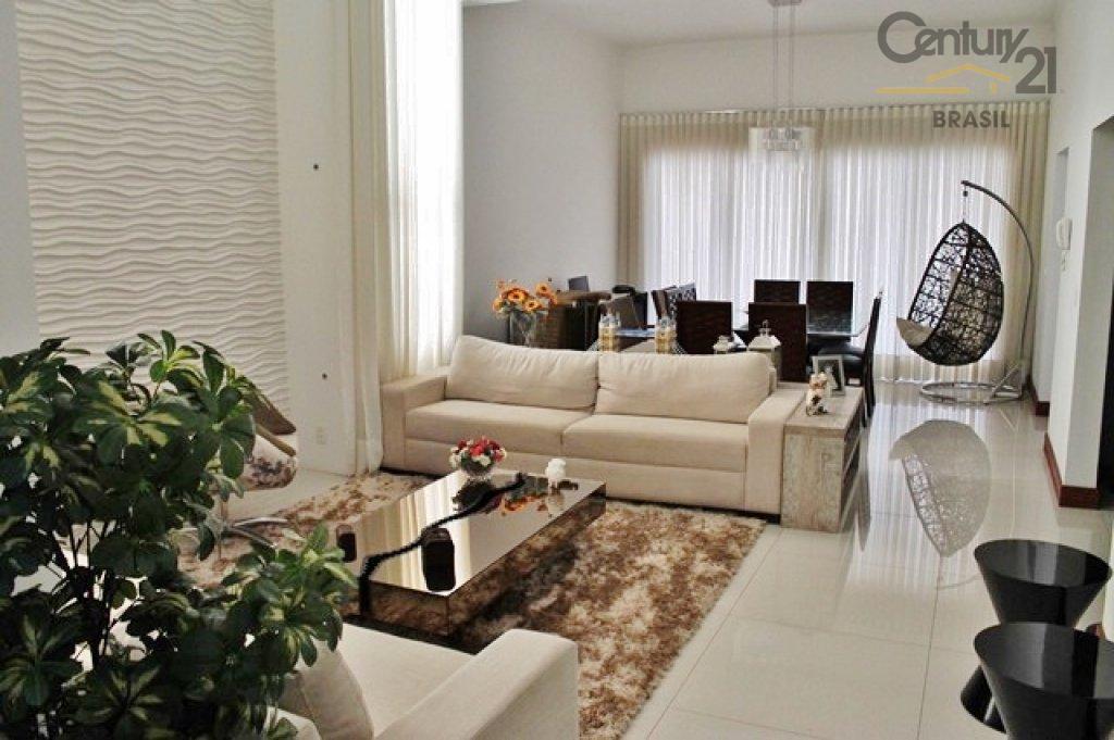 Casa residencial à venda, Condomínio Helvétia Park, Indaiatuba - CA0139.