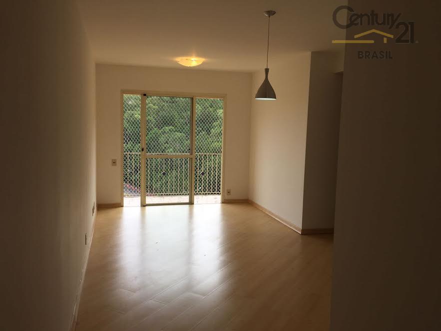 Apartamento residencial para venda e locação, Jardim Ampliação, São Paulo.