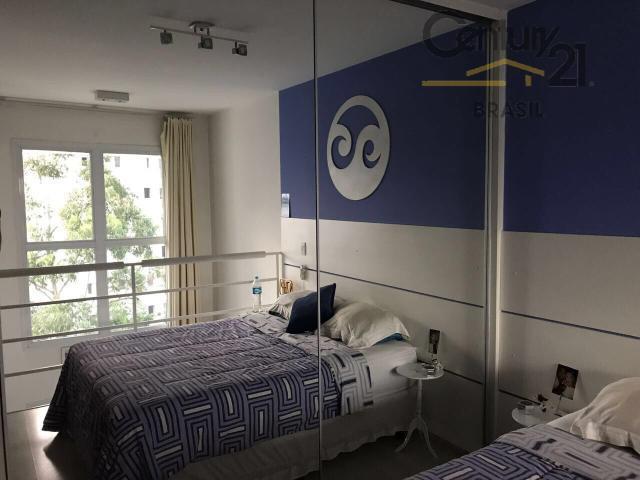 loft duplex todo decorado por arquiteto renomado, com 02 vagas de carro e 01 de moto,...