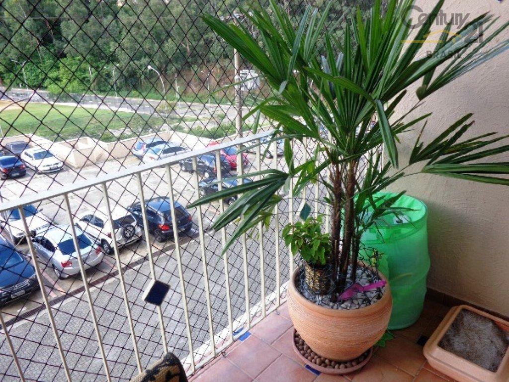 Apartamento residencial à venda, Jardim Ampliação, São Paulo.