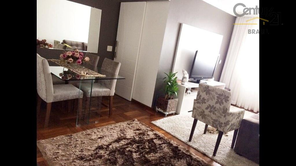 Apartamento residencial à venda, Moema, São Paulo - AP7852.