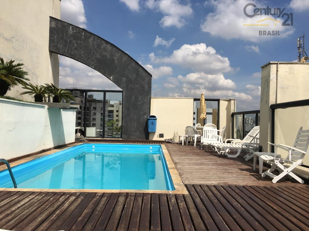 Apartamento Residencial à venda, Moema, São Paulo