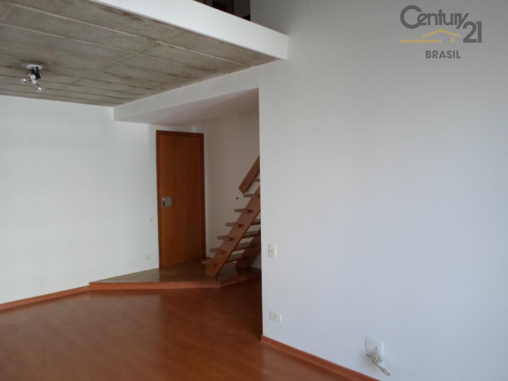 Apartamento Duplex Residencial para locação, Moema, São Paulo - AD0233.