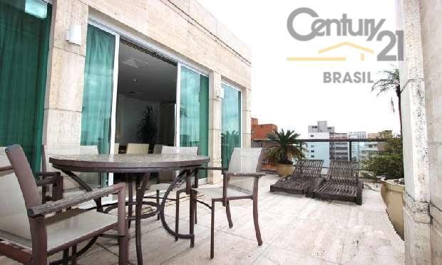 Cobertura residencial à venda, Jardim Paulista, São Paulo - CO0036.
