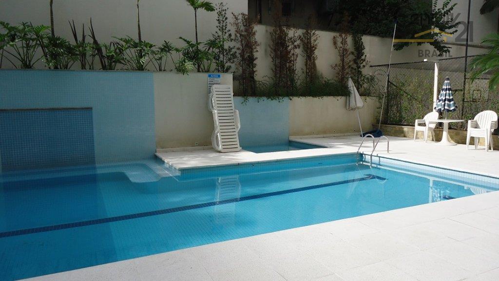 Apartamento na Brasílio Machado em Higienópolis